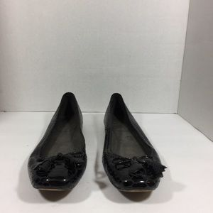 Stuart Weitzman Black  Flat Shoe Size 10.5 N